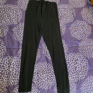 Maternity tights full length size M
